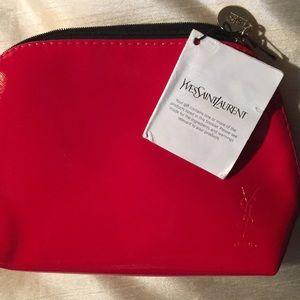 Yves saint Laurent make up bag